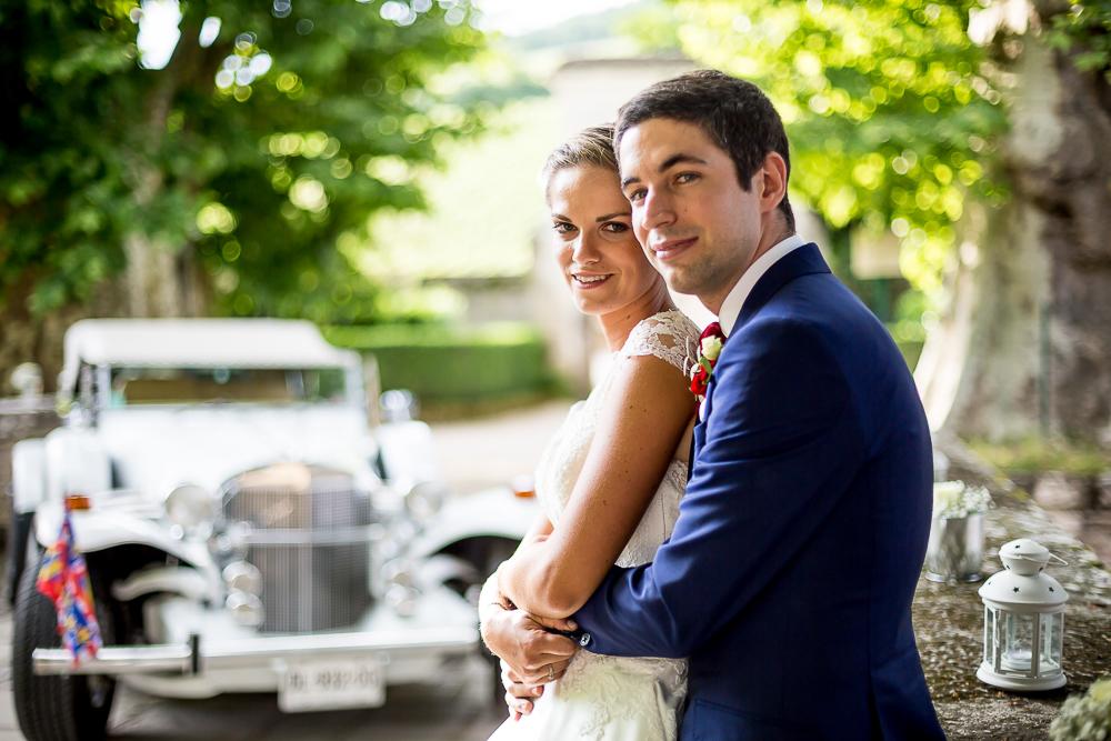 Mariage Santenay en Bourgogne