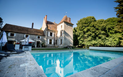 Mariage au Château Le Sallay