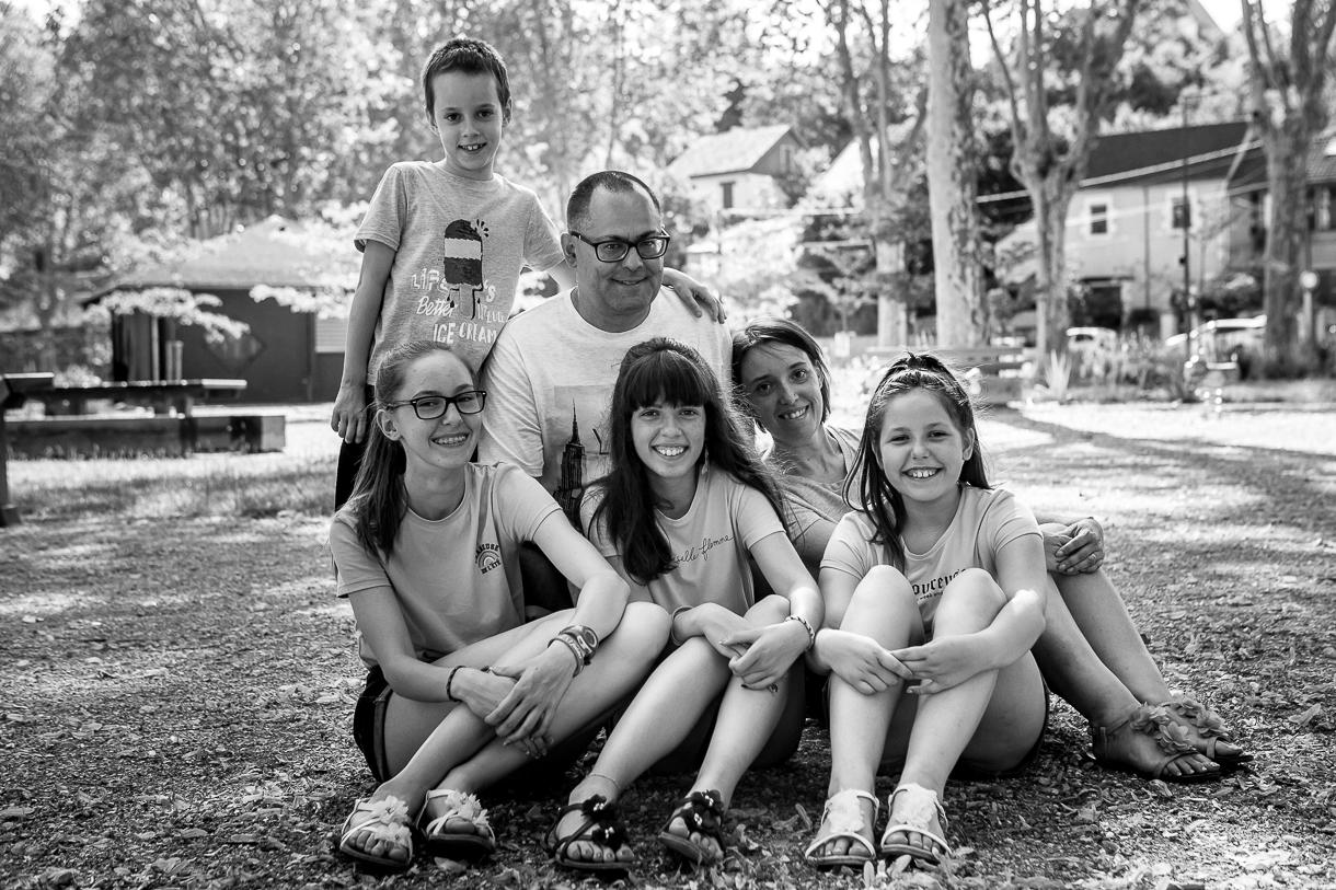 photo de famille Nevers
