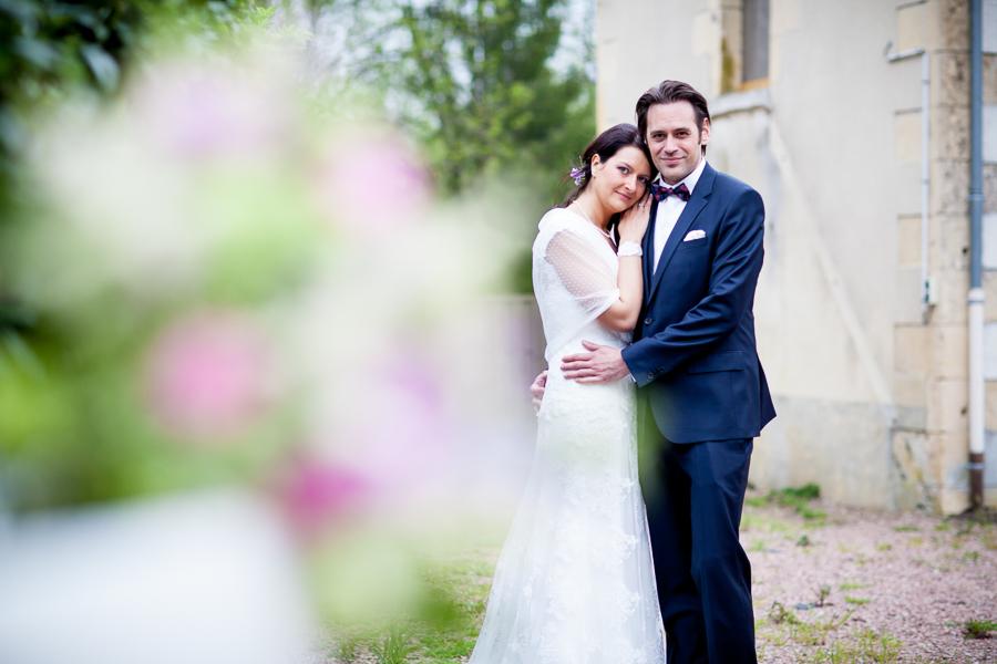 Mariage au Domaine de Contre Nevers – { Kristell & Nicolas }