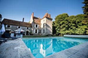 Château le Sallay Magny cours