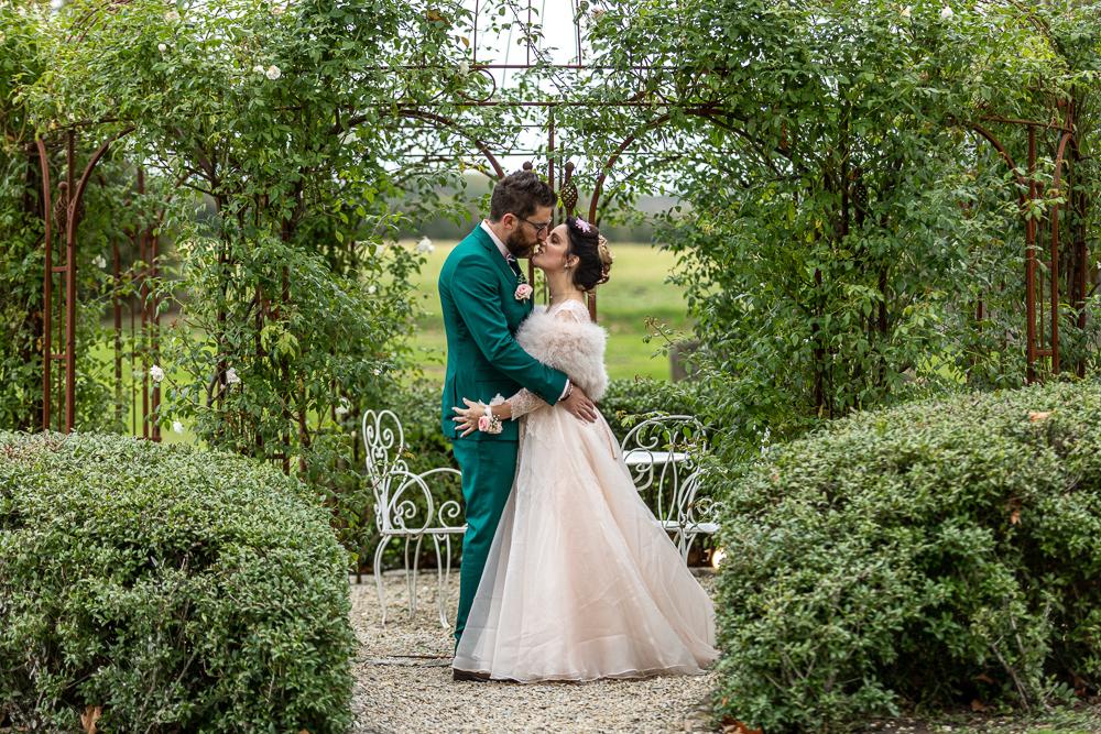 Laura & Ludovic mariage à Planchevienne