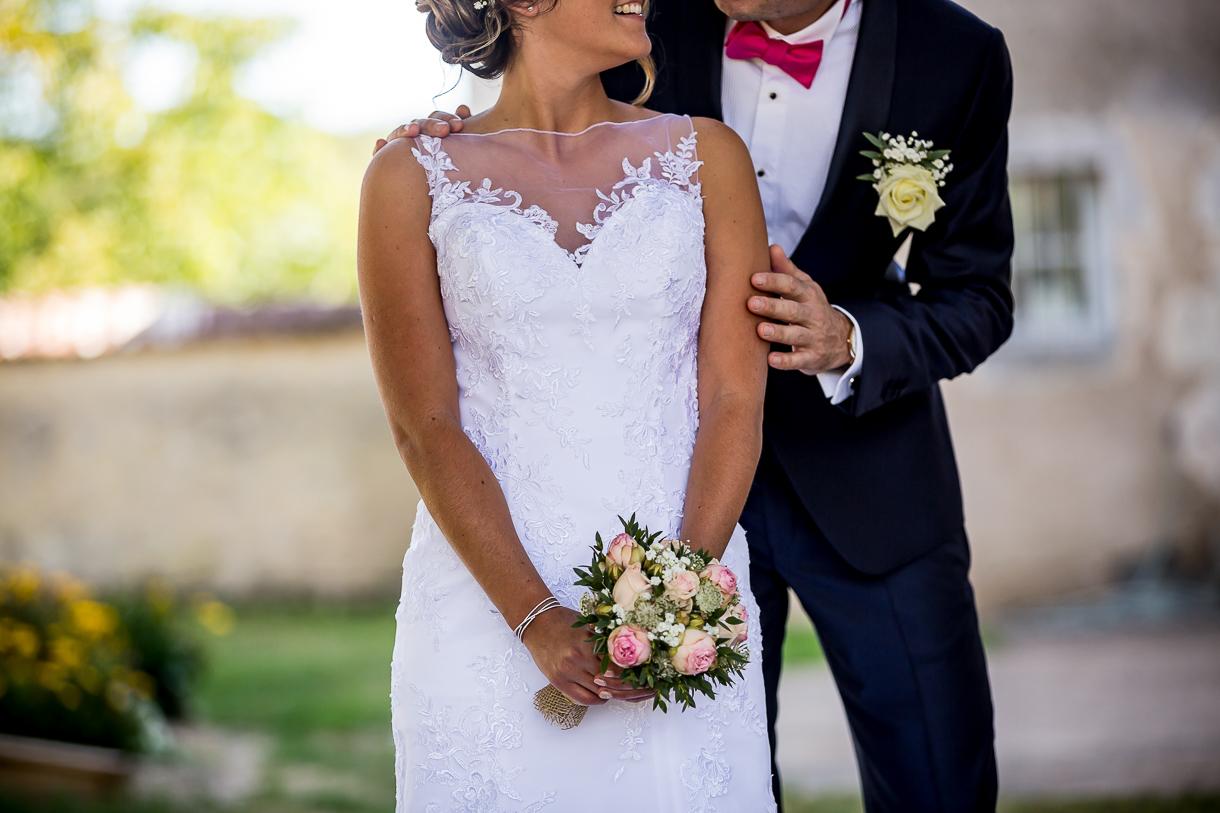 photo couple mariage Domaine de Surgy