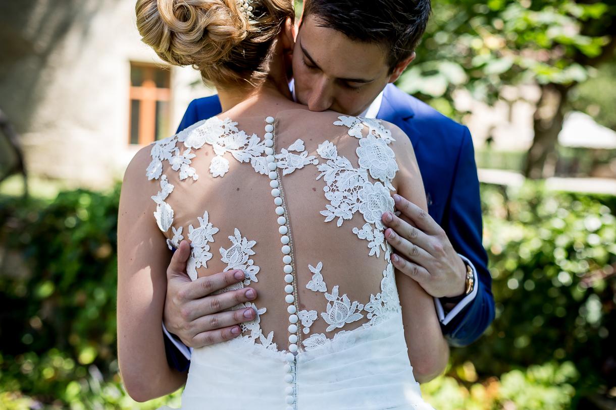 photo couple mariage Au Sallay