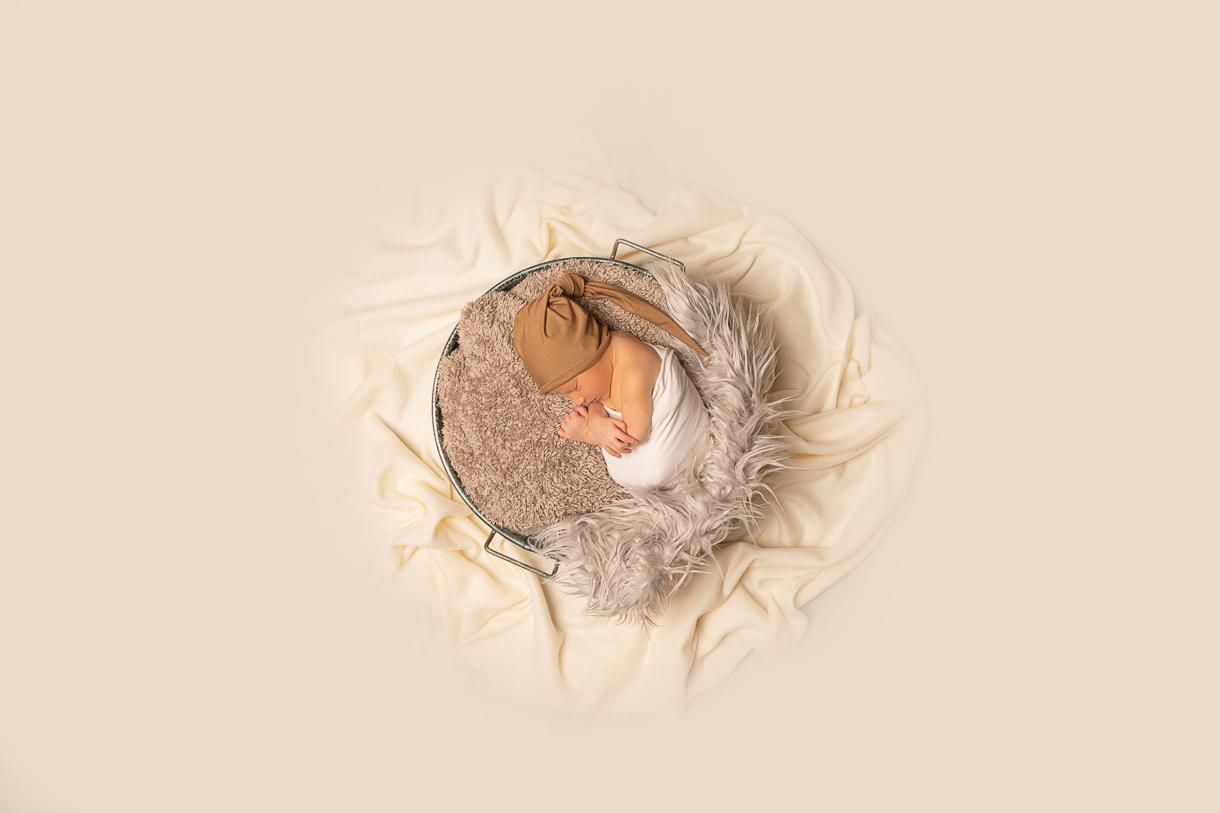 Newborn photo Bébé